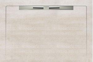 Душевые поддоны COSMO WHITE - SLOPE NOVA LINE 80X120