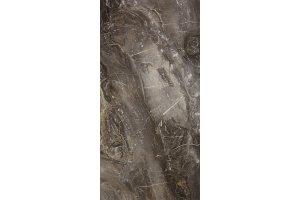 ROYAL 60х120 RECTIFIED FULL LAPPATO (Роял 60х120 рект.фулл лаппато) SERANIT для ванной  темно-коричневый
