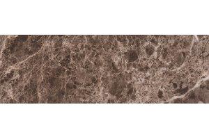 Настенная плитка Emprador BROWN SERRA для ванной глазурованная коричневый 90x30