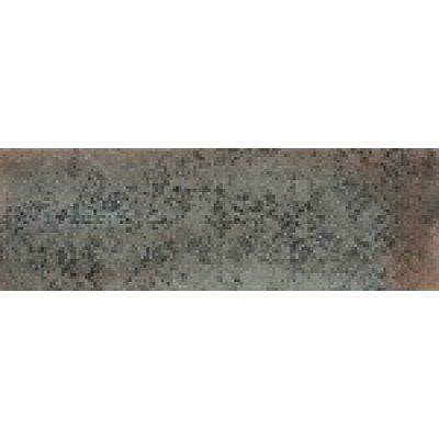 Настенная плитка Cosmo 524 GREY DECOR SERRA для ванной матовая серый 90x30