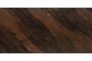 HERA 60х120 BROWN RECTIFIED FULL LAPPATO SERANIT для ванной  темно-коричневый