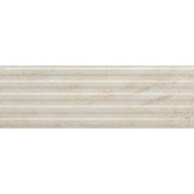 Настенная плитка Camanzoni 526 BONE DECOR SERRA для ванной глазурованная кремовый 90x30