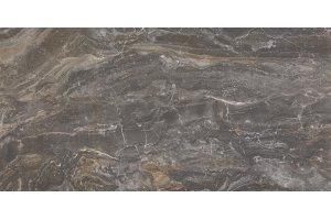 NEBULUOS 120х240 Rectified Parlak Nano (Небулуос 120х240 Рект. полир. нано) KUTAHYA rectified polished темно-серый