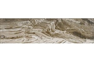 Ступени ART MARBLE 30X120 STEP BROWN RECTIFIED LAPPATO
