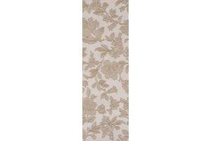 Настенная плитка Romantica 512 BROWN DECOR SERRA для ванной матовая коричневый 90x30