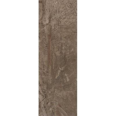 Настенная плитка Camanzoni 526 BROWN SERRA для ванной глазурованная коричневый 90x30