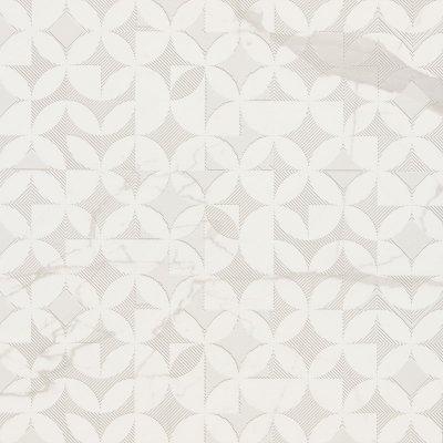 Infinity White Напольная SERRA для гостиной глазурованный белый