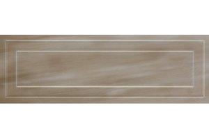 Настенная плитка Camelia 511 CAPPUCINO FRAME DECOR SERRA для ванной глазурованная коричневый 90x30