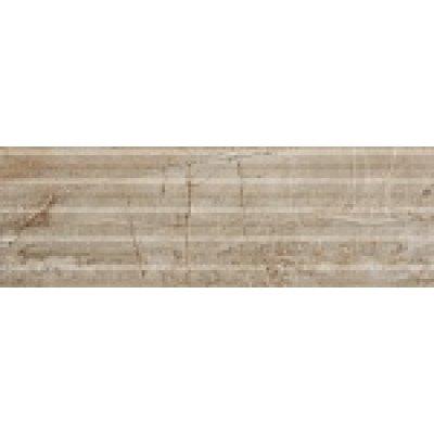 Настенная плитка Camanzoni 526 BEIGE DECOR SERRA для ванной глазурованная бежевый 90x30